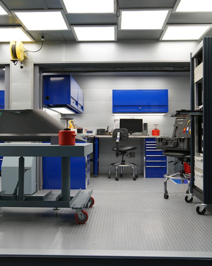 Configurable Armament Repair Depot