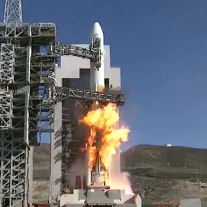 Delta IV Rocket Launch