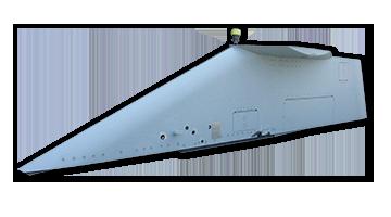 AIM-7 Sparrow Pylon for F-16