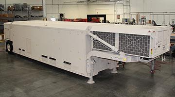 THAAD Electronics Enclosure Unit (EEU)