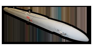 LAU-7 Missile Launcher