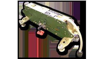 MAU-50 Light Duty Ejector Rack